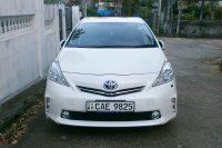 Toyota Prius Car for Tourism in Sapugaskand