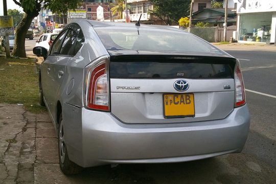 Toyota Prius car for Rent