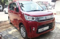 Suzuki Stingray car for Rent