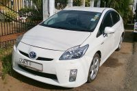 Toyota Prius Car for rent at Kiribathgoda