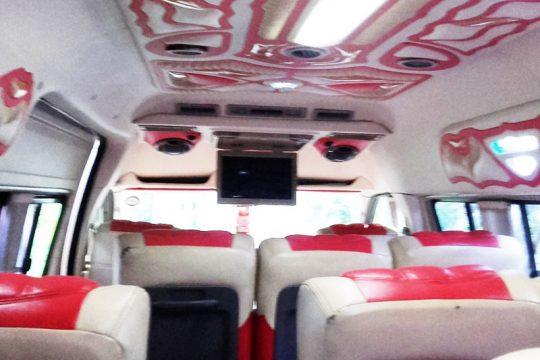 Toyota HiAce Van for Hire at Gampaha