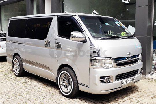 Toyota KDH Van