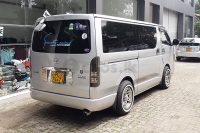 Toyota KDH Van for Hire in Kiribathgoda