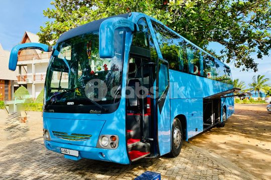 Luxury Bus for Hire