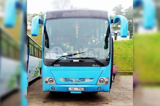 Bus for Hire in Gampah