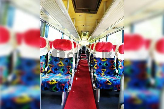 Bus for Hire in Gampaha