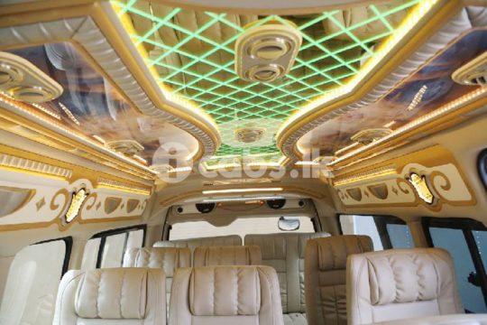 Van for Hire in Negombo