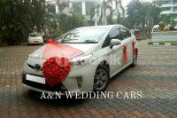 Toyota Prius Wedding Cars in Kelaniya